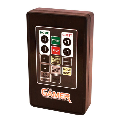 The Gamer Remote Indoor Outdoor For Gamer Board