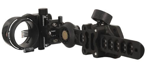 Axcel Hunting Sight Amortech Pro Hd 5 Pin .019 Black