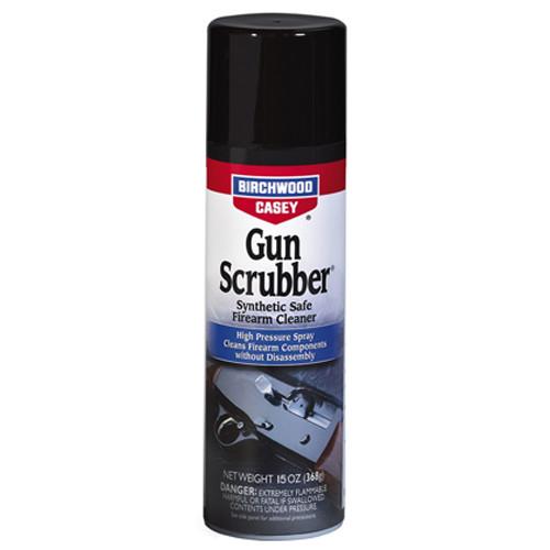 Birchwood Casey Gun Scrubber Firearms Cleaner 15 oz Aerosol