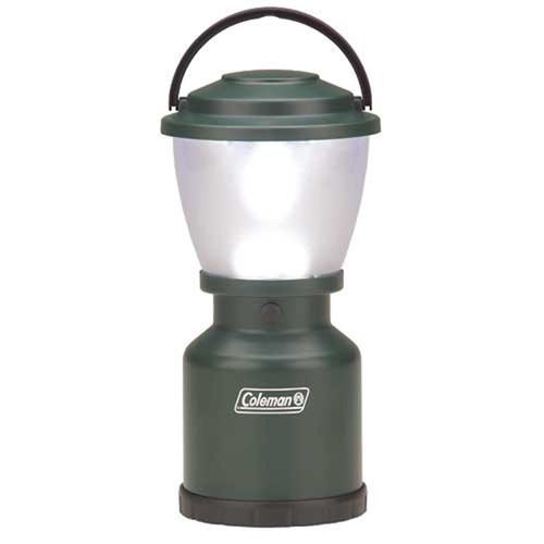 Coleman 4D LED Camp Lantern Green 2000024046