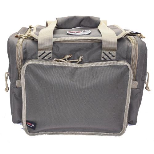 G-outdrs Gps Range Bag Med Grn/tan