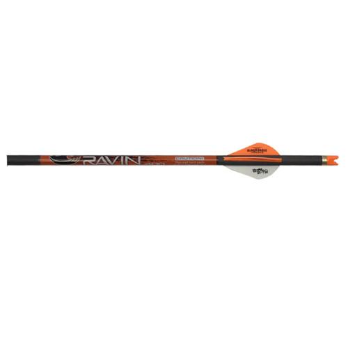 Ravin Carbon Crossbow Arrows 400 Grain .003 - Six Pack