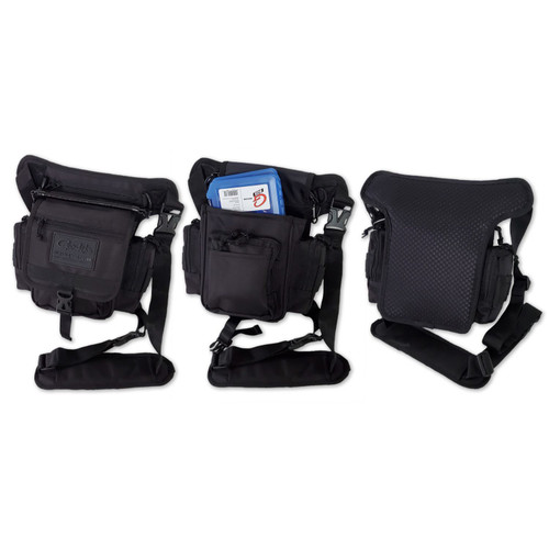 Gamakatsu Shoulder Bag Tackle Storage