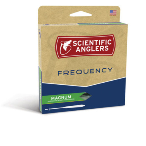 Scientific Anglers Frequency - Magnum - Ivory Glow WF-5-F