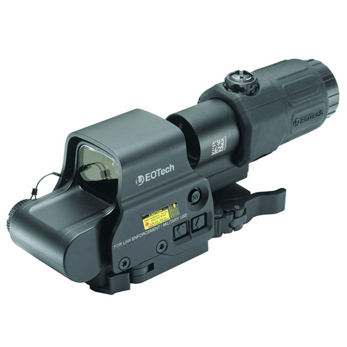 EOTECH HHS I Holographic Weapon Sight with Magnifier