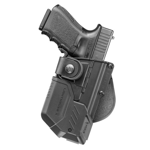 Fobus RBT Tactical Paddle Holster With Lighthouse II-RH - 1124596