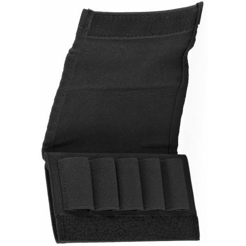 U/m Shotgun Stock Shell Hldr W/flap