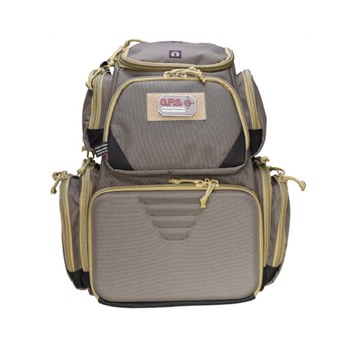 G.P.S. Sporting Clays Backpack Olive GPS-1611SC