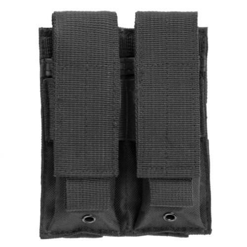 Vism Double Pistol Mag Pouch-Black