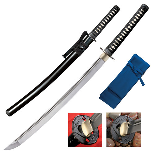 Cold Steel Chisa Katana Sword 24.50 in Blade
