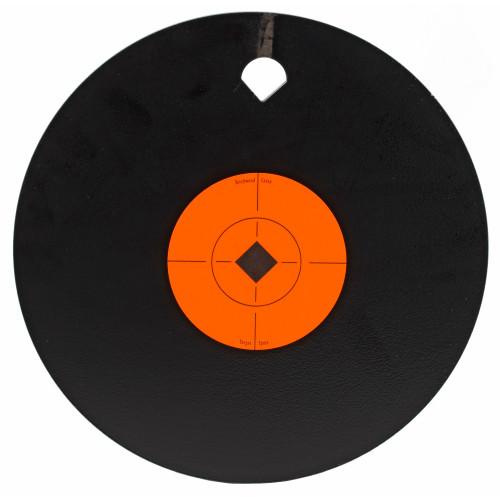 """B/c 8"""" Gong One Hole 3/8"""" Ar500 Stl"""