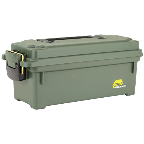 Plano Shot Shell Box Od Green 4pk