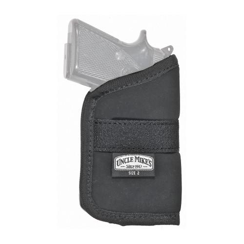 U/m Inside Pocket Hlstr Sz 2 Blk Amb
