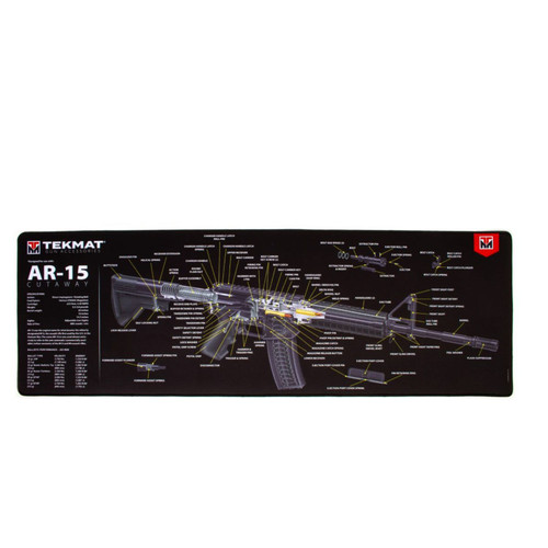 TekMat Ultra 44 AR15 Cut Away