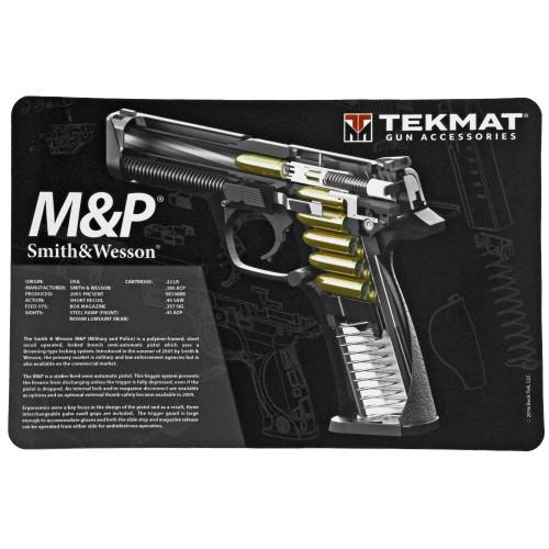 Tekmat Cutaway Pstl Mat Sw M&p Blk