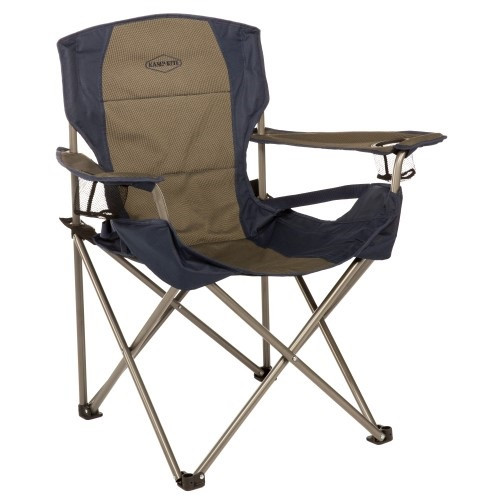 Kamp-Rite Folding Chair with Lumbar Support