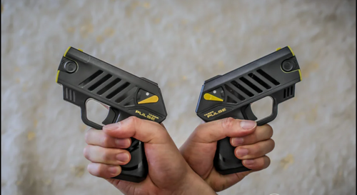 Taser Pulse  Kit (this is the plus kit, not the holster)