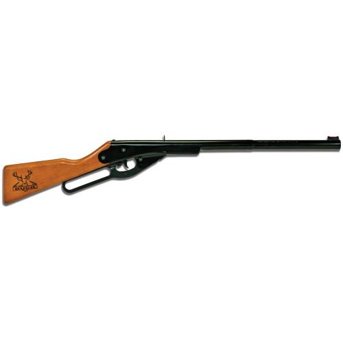 Daisy Buck 105 350fps Lvr Wood Rfl