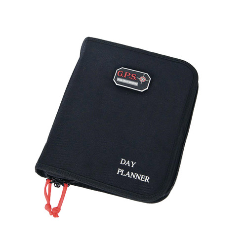 GPS Large Day Planner -with Pistol Storage Black