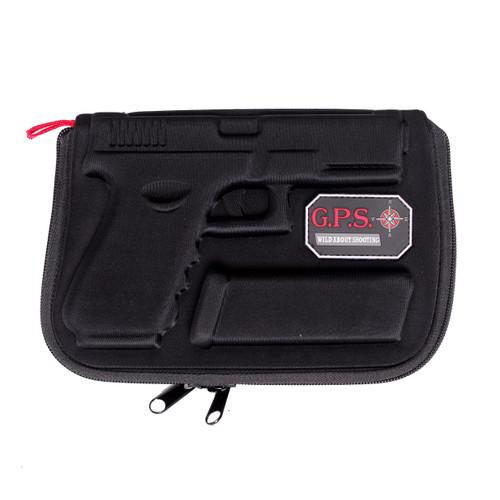 GPS Compression Molded Pistol Case - Glock Pistols