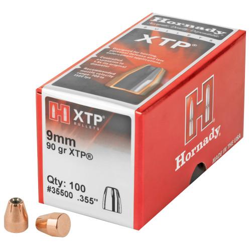 Hrndy Xtp 9mm .355 90gr 100ct