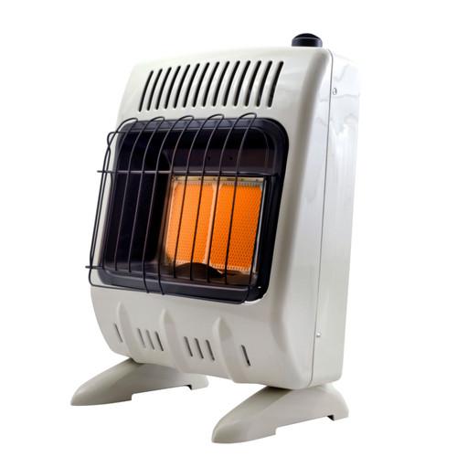 Mr. Heater 10000 BTU Vent Free Radiant Natural Gas Heater
