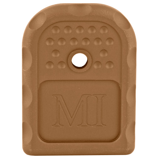Midwest Base Plate For Glock - Fde