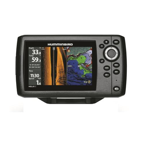 Humminbird HELIX 5 Chirp SI GPS G2 Fishfinder