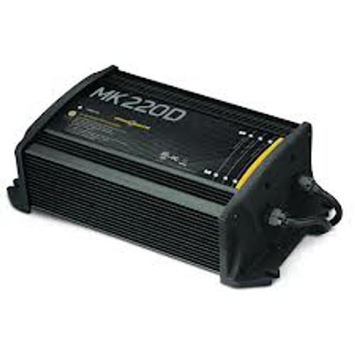 Minn Kota MK-220D Digital Linear Charger 2 Bank 10 Amp