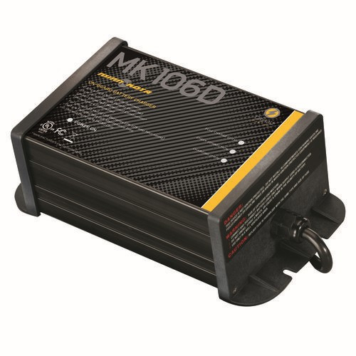 Minn Kota MK-106D Digital Linear Charger 1 Bank 6 Amp