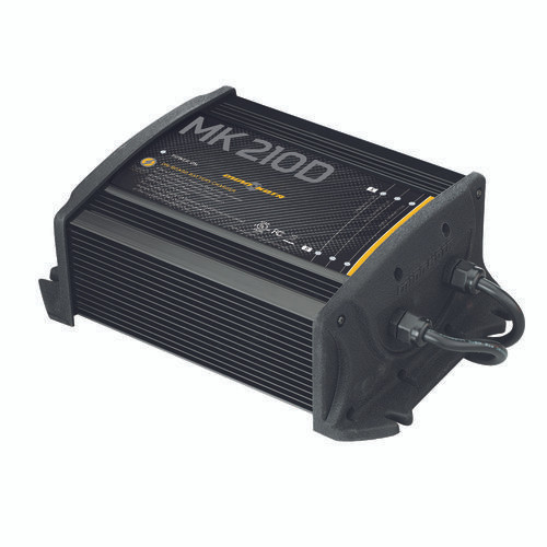Minn Kota MK-210D Digital Linear Charger 2 Bank 5 Amp