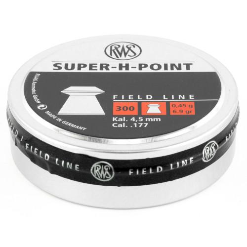 Rws Super H-point Fl .177 300/blstr