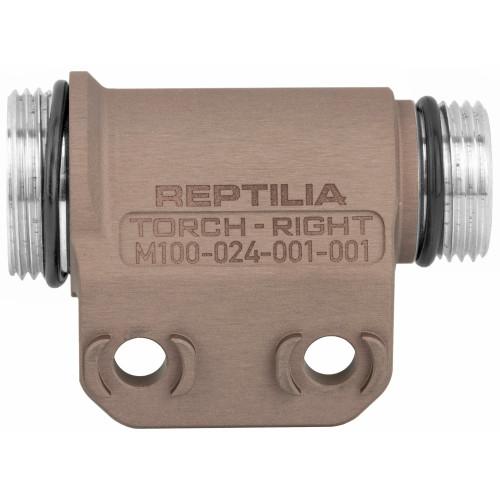 Reptilia Torch 3v/cr123 Mlok Tbc