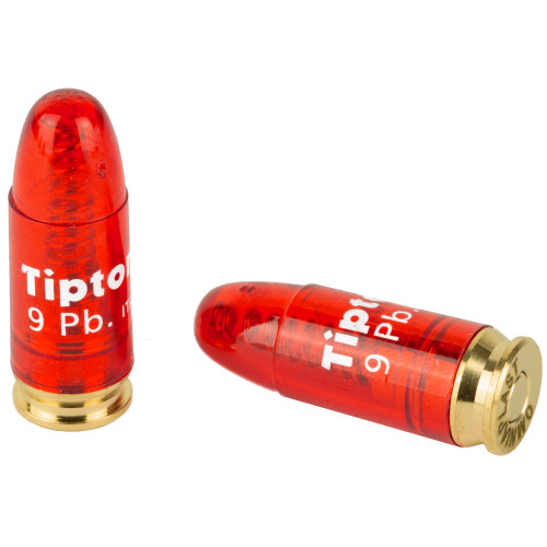 Tipton Snap Caps 9mm Luger 5-pack