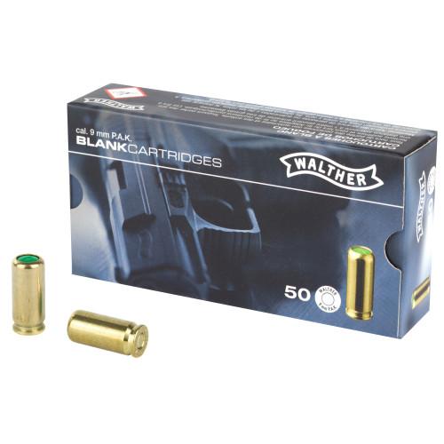 Umx Walther 9mm Pak Blanks 50/bx