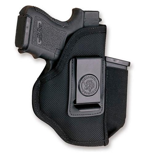 DeSantis Ambi Blk Pro Stealth Hlstr-Sig P229  SandW MP 9 40