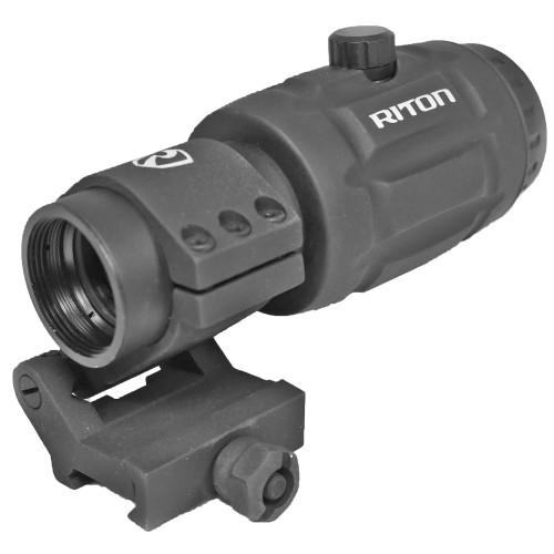 Riton X1 Tactix Mag3 3x Magnifier