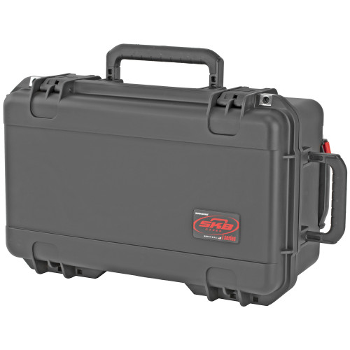 Skb I-series Handgun Case 6 Gun Blk