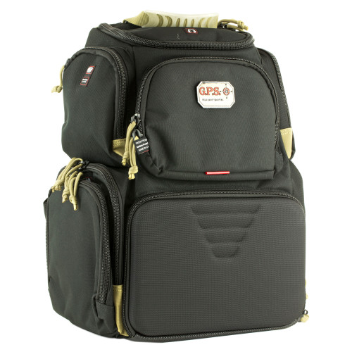 G-outdrs Gps Handgunner Backpack B/t