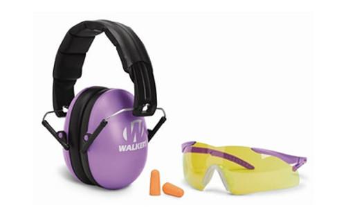 Walker's Female Combo Kit Purple