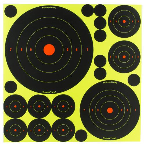 B/c Sht-n-c Variety Pack 50 Targets