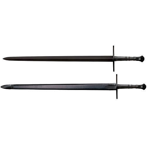 Cold Steel MAA Hand and a Half Sword 33.50 in Blade