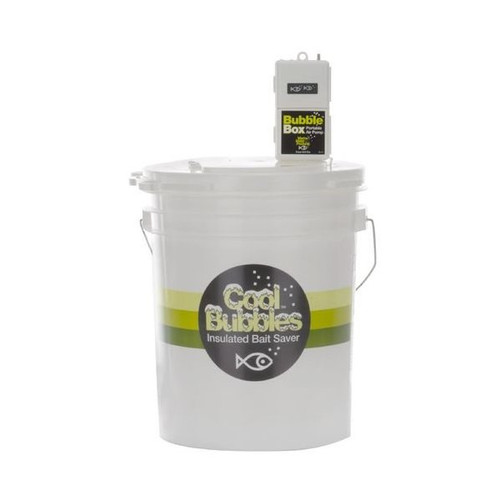 Marine Metal Cool Bubbles Insulated Bait Saver