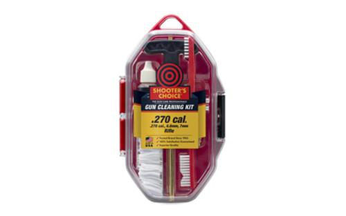 Shooters Choice 270cal Rfl Cln Kit