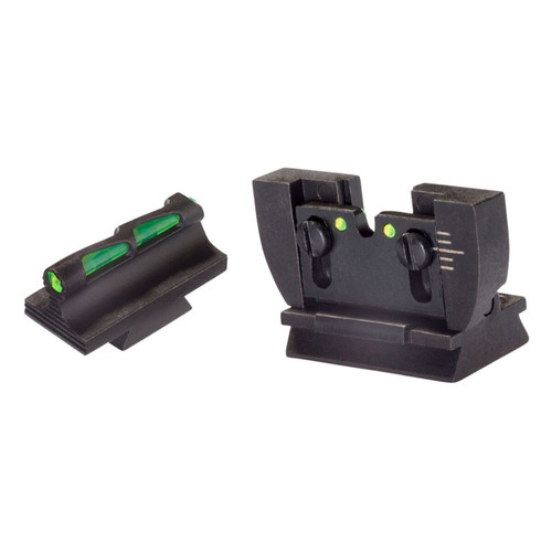 HIVIZ Interchangeable Front Rear Target Sight Set for Glock