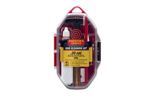Shooters Choice 30cal Rfl Cln Kit
