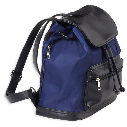 Bulldog Med Back Pack W/holster Nvy