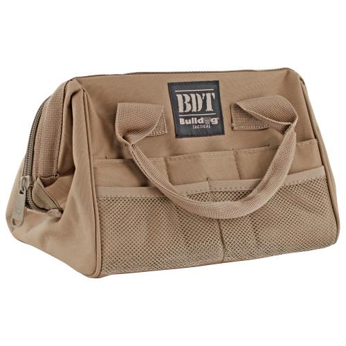 Bulldog Tact Ammo & Acc Bag Tan