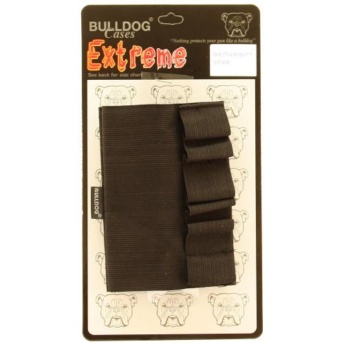 Bulldog Butt Stock Shotgun 6 Shell
