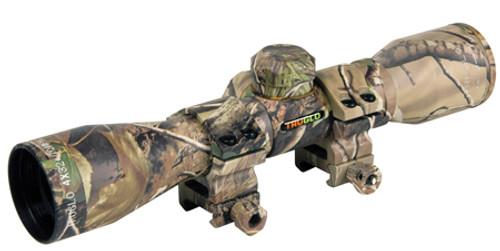 TruGlo 4X32 Crossbow Scope Camo w  Rings TG8504C3